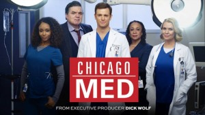 "CHICAGO MED -- Pictured: ""Chicago Med"" Key Art -- (Photo by: NBCUniversal)"